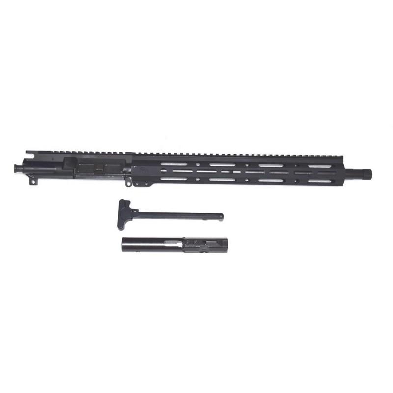 "KG Defender M-LOK 9mm 16"" Rifle Upper Suppressor Ready"