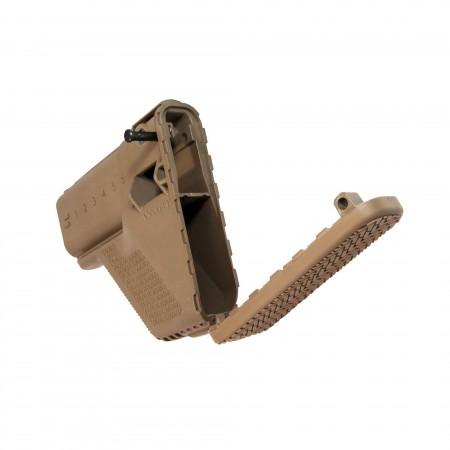 VLTOR FN SCAR STOCK TAN