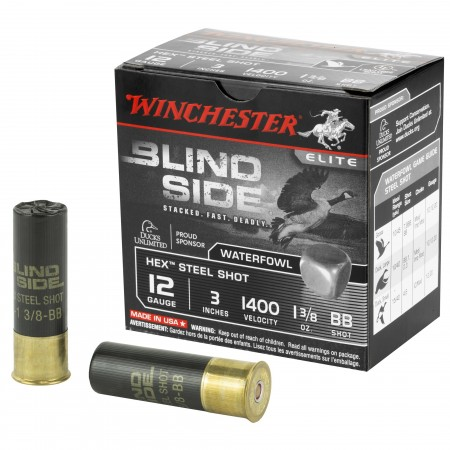 "WIN BLIND SIDE 12GA 3"" BB..."
