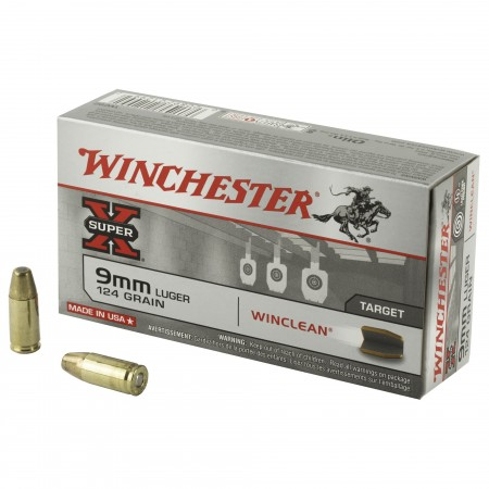WIN SPRX WINCLEAN 9MM 124GR...