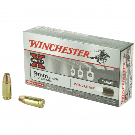WIN SPRX WINCLEAN 9MM 147GR...