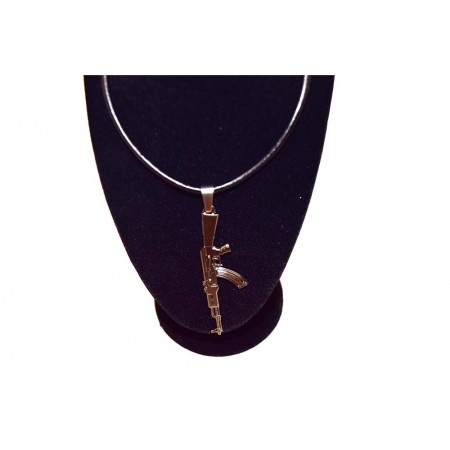 AK-47 Charm Necklace