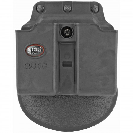 FOBUS PDL DBL MAG POUCH FOR...