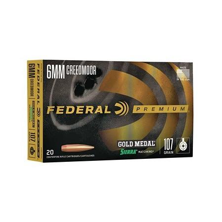 FED GOLD MDL 6MMCRD 107GR...