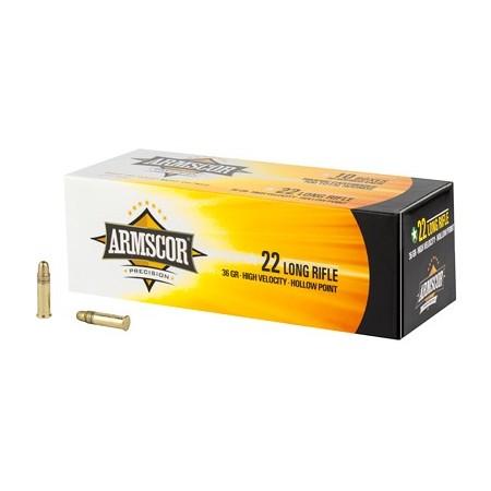 ARMSCOR 22LR HVHP 36GR 50/5000