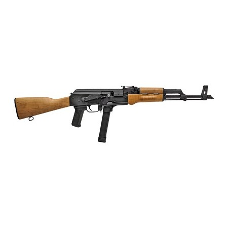 """CENT ARMS WASR-M 9MM 16.25""""..."""