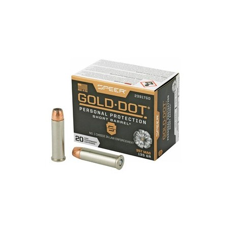 SPR GOLD DOT 357MG 135G HP...