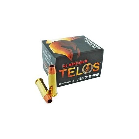 G2R TELOS 357MAG 105GR 20/500