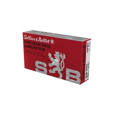 S&B 308 WIN 168 GR HPBT 20/500