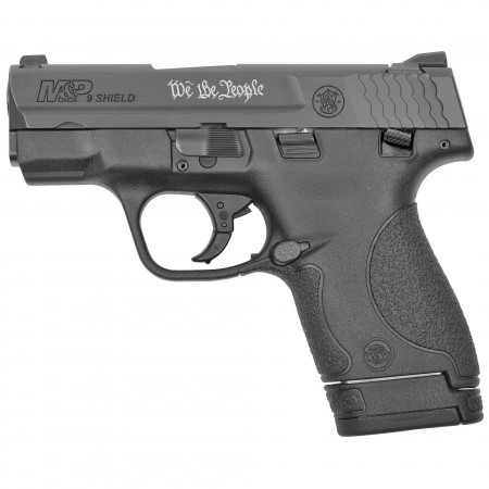 Smith and Wesson M&P Shield...