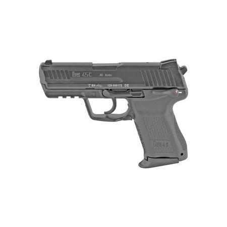 """HK 45C 45ACP 3.94"""" BLK V1..."""
