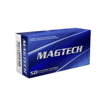 MAGTECH 9MM 147GR JHP SUB...