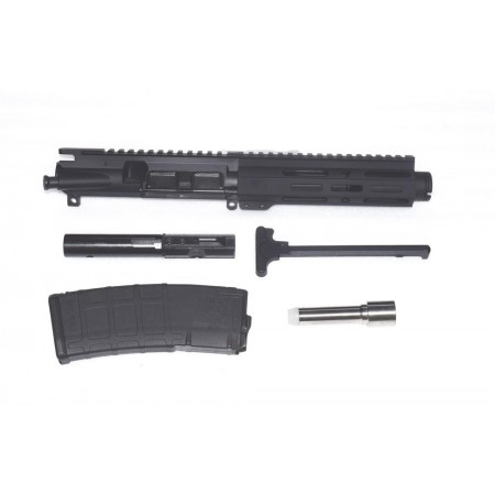 "KG Minor Mayhem 9mm 5.5"" Upper with Flash Cone and EndoMag Conversion"